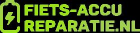 Fiets Accu Reparatie Logo
